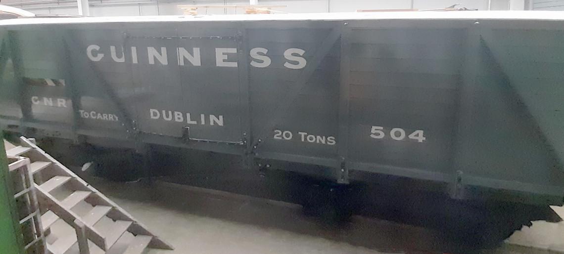 504 Guinness Grain Van