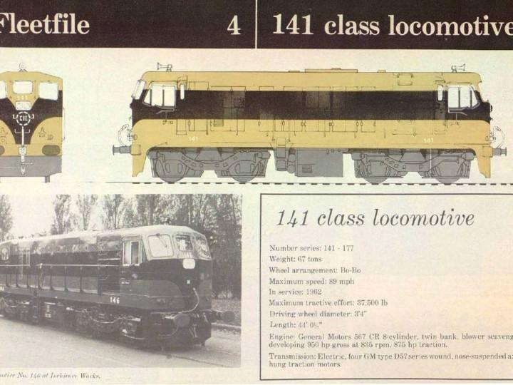 141 Fleet File