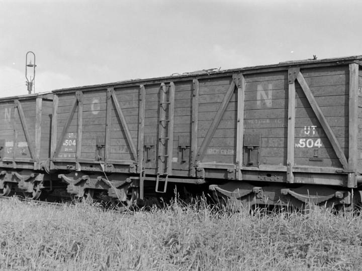 29/5/1964: 504 in Maysfields yard, Belfast. (D. Coakham)