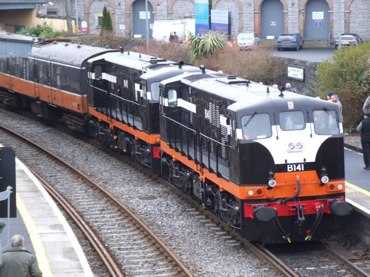 B141 (and B142) at Mullingar on the