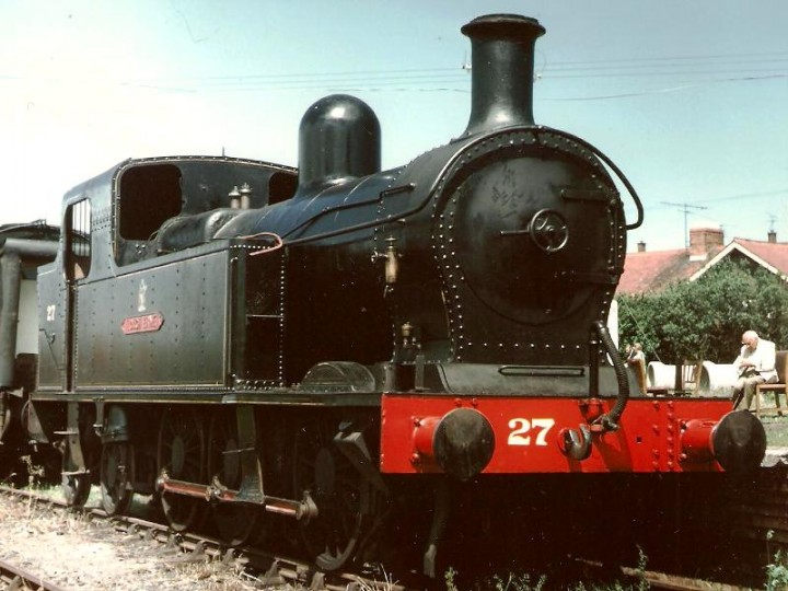 "No.27 ""Lough Erne"""