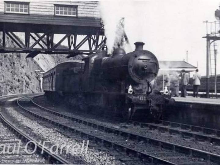 No.461 at Waterford on 6th June 1961. (P O'Farrell)