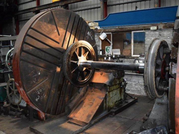 Wheel Lathe